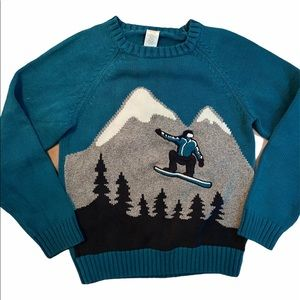 ✨3 for $30✨NEW Gymboree Boys Sweater M 7/8yrs